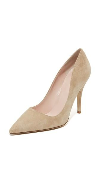 Kate Spade New York Licorice Pumps - Light Camel