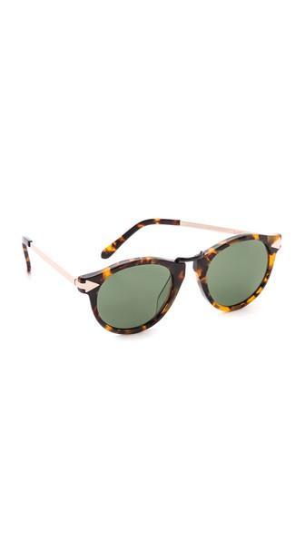 Karen Walker Special Fit Helter Skelter Sunglasses