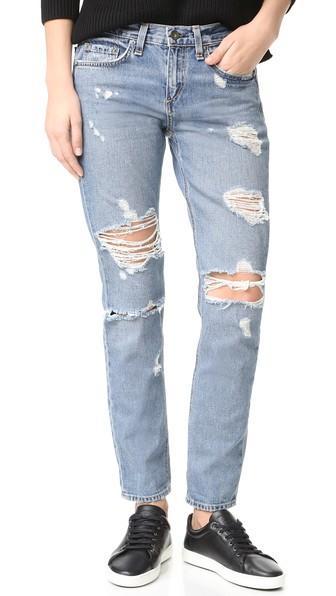 Rag Bone Jean Boyfriend Jeans