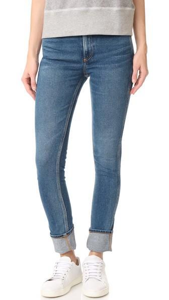 Rag Bone Jean Lou Skinny Jeans
