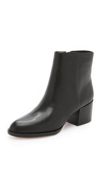 Sam Edelman Joey Booties - Black