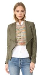 Bb Dakota Siena Soft Leather Jacket