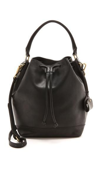 Madewell Bucket Bag - True Black