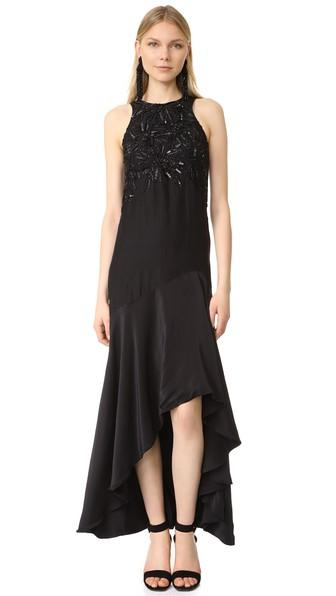 Parker Parker Black Mimi Dress