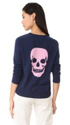 360 Sweater Amber Skull Cashmere Sweater