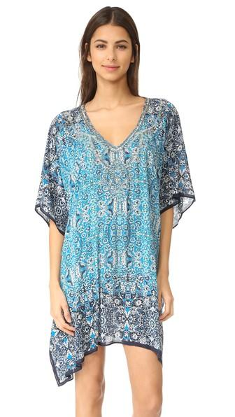 Parker Parker Beach Playa Cover Up