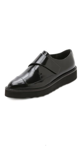 Vince Arden Oxfords - Black