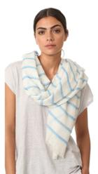 Rag Bone Rowing Stripe Scarf