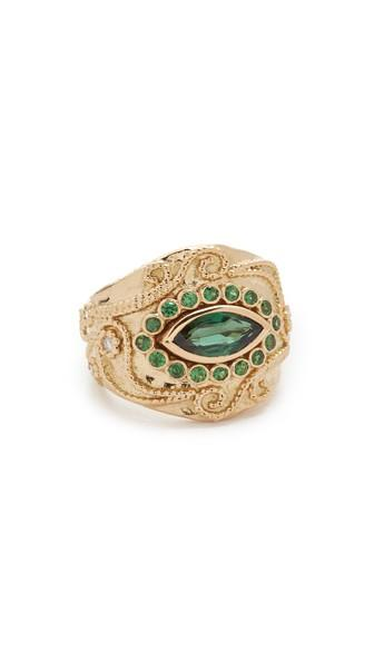 Aurelie Bidermann Fine Jewelry Cashmere Ring