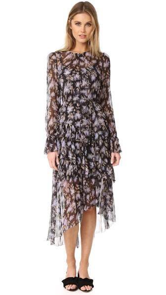 Zimmermann Stranded Tier Dress