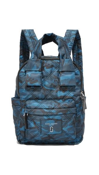 Marc Jacobs Camo Nylon Knot Backpack