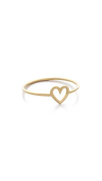 Aurelie Bidermann Fine Jewelry Love Ring