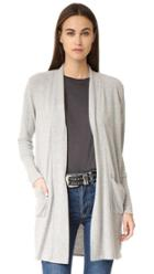 Chaser Long Slouchy Cardigan
