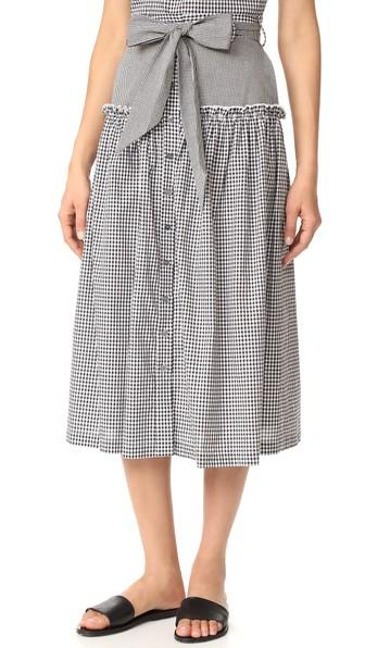 Nicholas N Nicholas Midi Skirt
