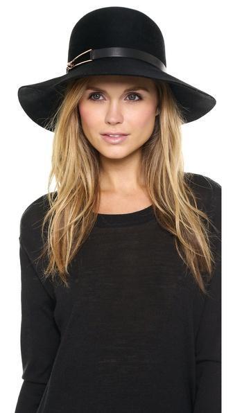 Eugenia Kim Blake Hat - Black