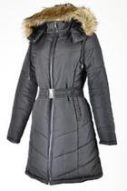 Coat With Detachable Hood