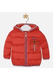 Sporty Puffer Coat