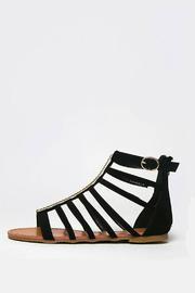 Flat Gladiator Sandal