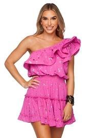 Star Print Sofia Dress