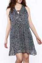 Grey Jaysan Dress