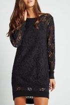 Lace Cocoon Dress