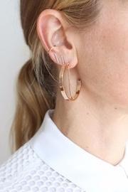 Mia Hoop Earring