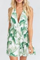Island Mini Dress