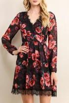 Madeline Floral Dress