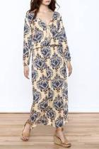 Elegant Kalani Maxi Dress