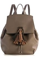 Hailey Tassel Backpack