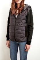 Christelle Hooded Puffer Jacket