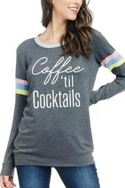 Coffee-till-cocktails Sweater