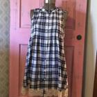 Checkered Lace Dress