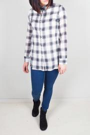 Oversized Button Down