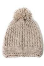 Stitch Knit Beanie