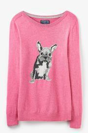 Martha Intarsia Sweater
