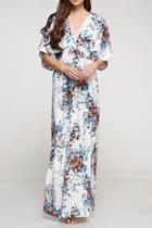 The Mallory Maxi Dress