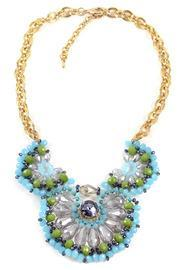 Fanaberie Beaded Statement Necklace
