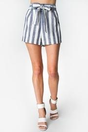 Elaine Striped Shorts