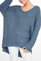 Longsleeve Knit Tunic