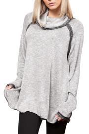 Cowl Sweater Tunic