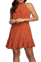 Copper Lady Dress