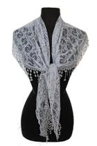 Teardrop Fashion Scarf