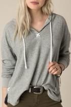 Memory Hooded Pullover