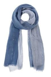 Two-tone Shimmer Scarf