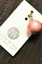 Pink Pearl Charm