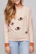 Eyes Cozy Sweater