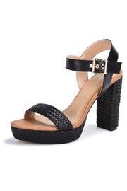 Leah Woven Sandal