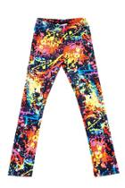 Splatter Leggings
