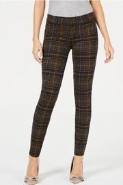 Mia Plaid Skinnies